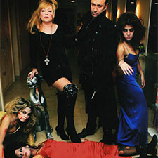 Psychokillers equipo Delagua by Jorge Nebra